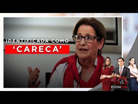 Barata revela que codinome 'Careca' pertenece a Villarán - 10 minutos Edición Noche