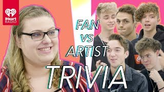 Why Don't We Goes Head to Head With Their Biggest Fan | Fan Vs Artist Trivia MP3