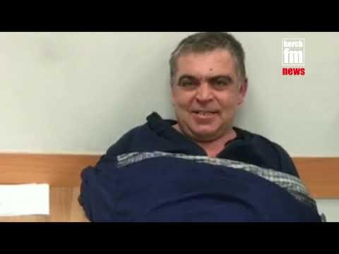 Задержание дебошира в аэропорту Симферополь