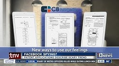 New Facebook patents discovered