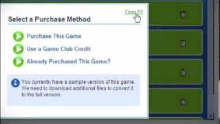 Big Fish Games: Game Manager 1.5 Walkthrough