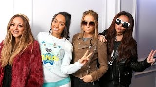 Little Mix Opens Up About Their