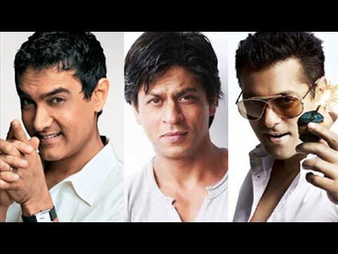 Salman Khan, Shahrukh Khan, Aamir Khan together, Shahrukh ...