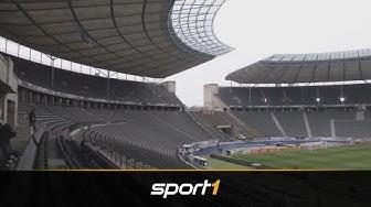 Windhorst träumt von Mega-Arena für Hertha| SPORT1 - DER TAG