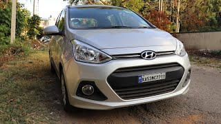 Hyundai Grand i10 2015 Test Drive Review | Used Car For Sale India Carz Bangalore|Rishabh Chatterjee