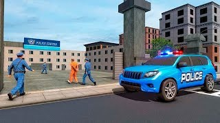 US Police Hummer Car Quad Bike Police Chase Game - Android Gameplay By Silent102