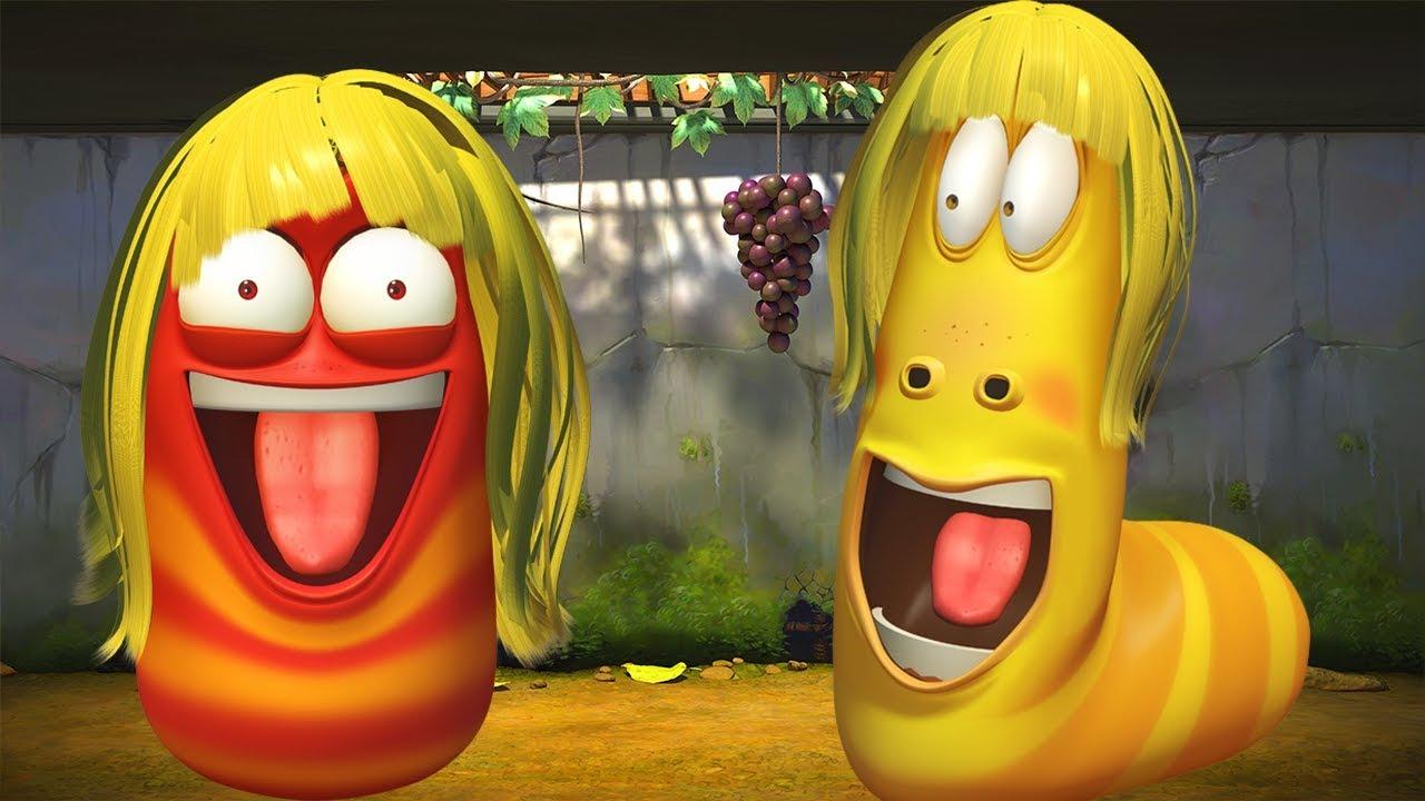 Larva wig cartoon movie cartoons for children larva cartoon