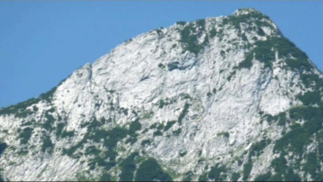 Klettersteig Donnerkogel : Donnerkogel klettersteig in gosau youtube