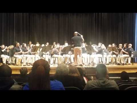 Elko Middle School Concert Band