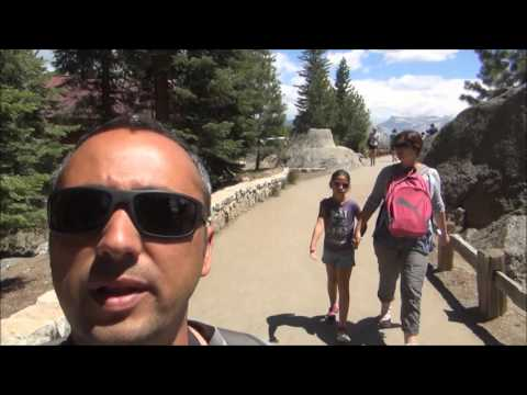 Yosemite- Wild wild west vacation