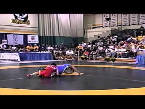 2002 World University Championships: 63 kg Bronze Haiyan Xu (CHN) vs. Stephanie Gross (GER)