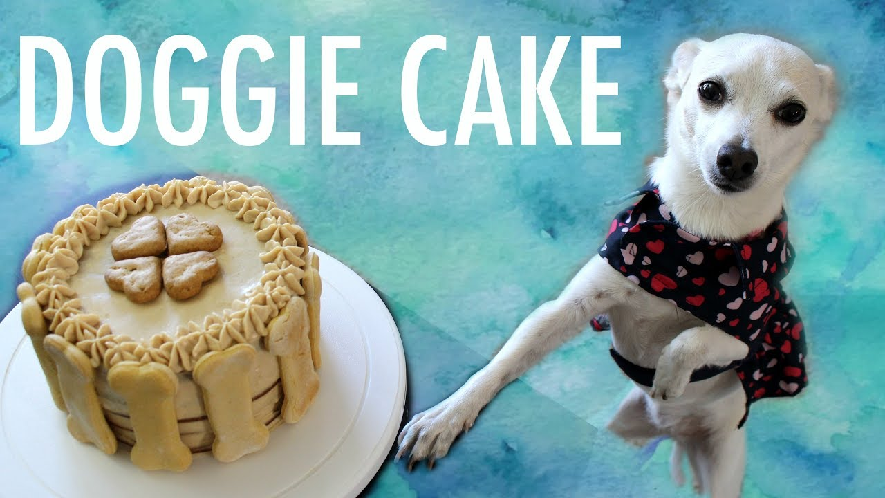 How To Make A Cake For A Dog
