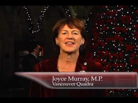 Joyce Murray - Holiday Greeting 2009