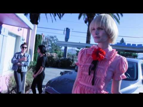 THE VFORD MODEL SEARCH BY GIA COPPOLA
