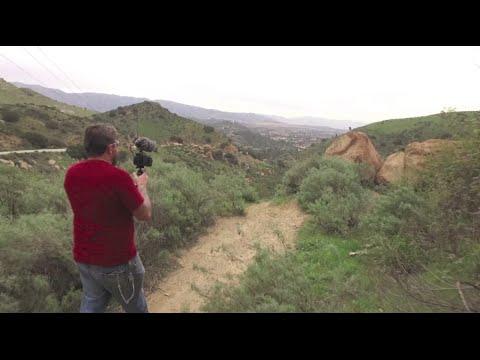 Spahn Ranch - Charles Manson Family SERIAL KILLER Locations