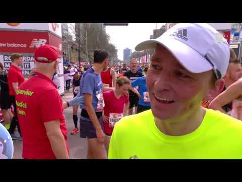 Live Marathon Rotterdam