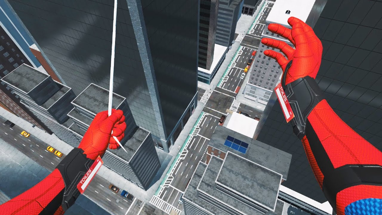 Download J'INCARNE SPIDER-MAN (Far From Home VR)
