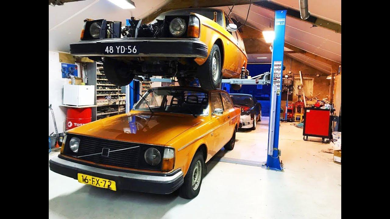 Volvo 240 V8 1UZ Swap Kit Update & Fabricating a Miata Turbo Manifold