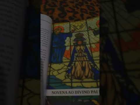 Tou lendo esi devocionário divino novenas orações e ofício da lmaculada
