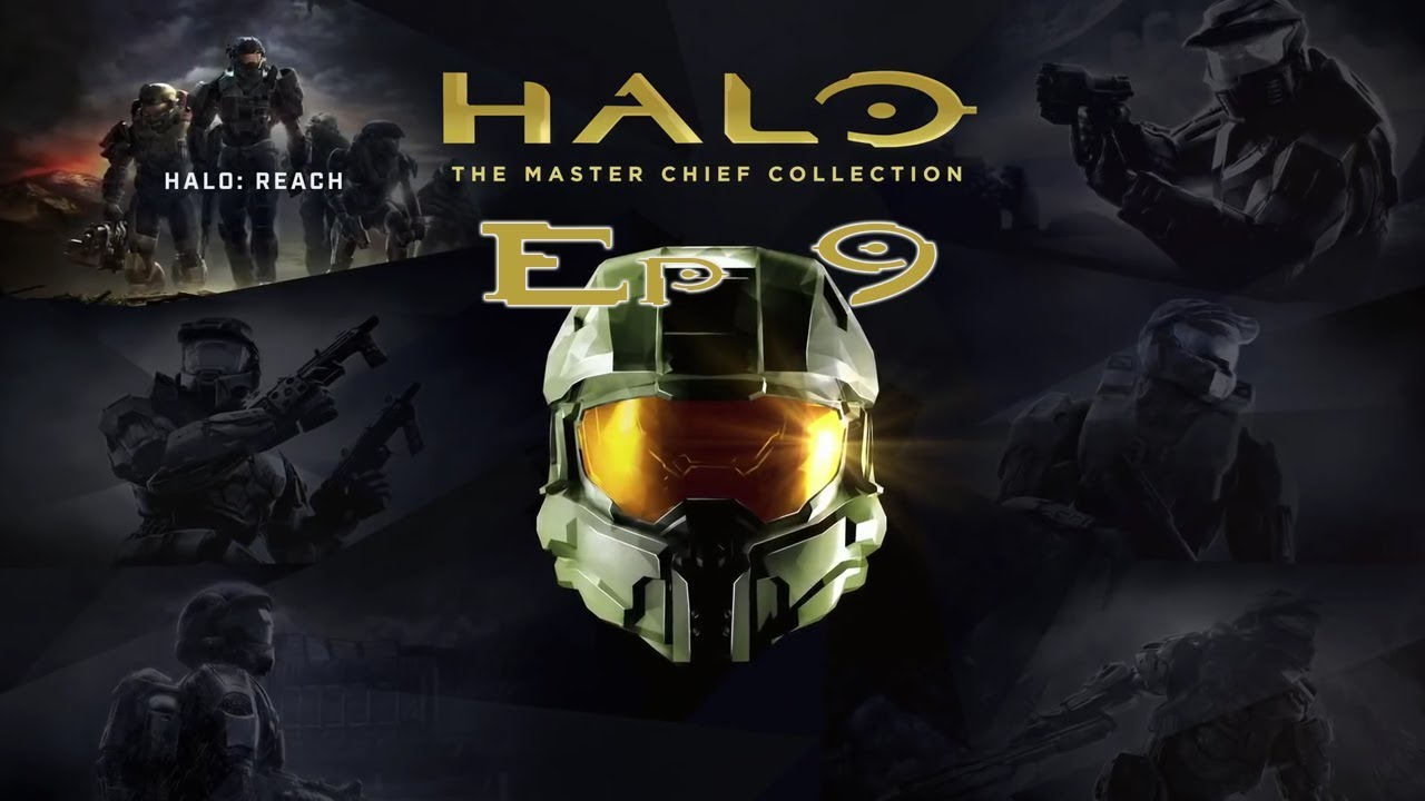 Halo The Master Chief Collection Let S Play Episode 9 The Pillar Of Autumn