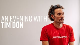 An Evening with Tim Don | Sigma Sports