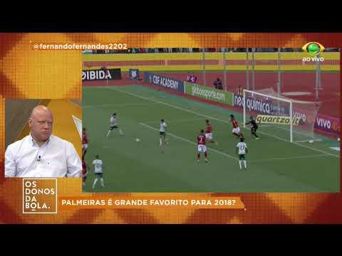 Ronaldo: Palmeiras Deve Ganhar Algum Título Esse Ano