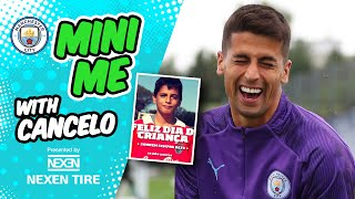 Life long friendships | Cancelo as a child | Mini Me