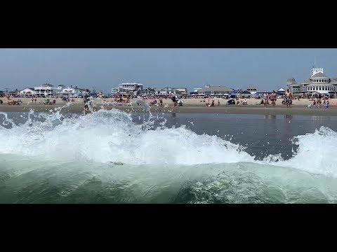 Hampton Beach New Hampshire- D Tours #148 7/10/19