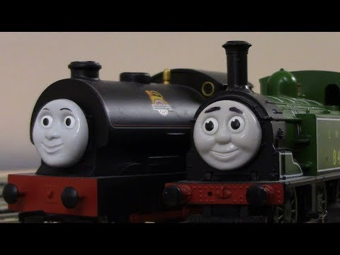 Thompson The Tank Engine S3 E10 The Search for Engine No.6 (SERIES 3 FINALE)