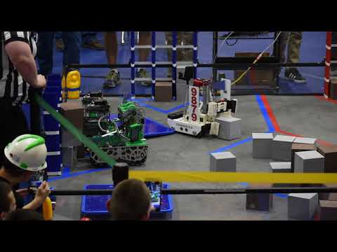 Finals Match #1 w/ FTC 7209 - Arkansas Championship (Relic Recovery)