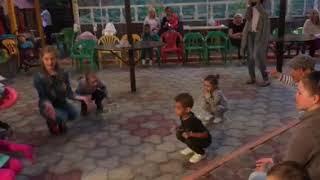 Анимация для детей в гостевом доме Улыбка в Джемете