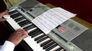 kammani nee prema lekha keyboard by sanjay noel
