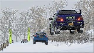 Forza Horizon 4 - Tea Rally ATG 14.3 Miles - Subaru Impreza