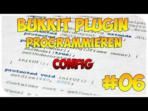 Bukkit Plugin Programmieren #006 [Configs]