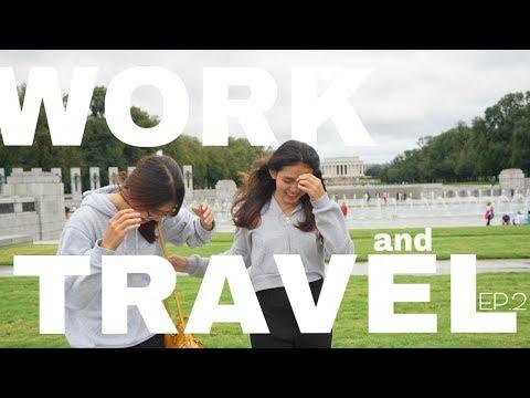 Work and Travel in USA ep2 ประสบการณ์ทำงานต่างแดน |TipKaa