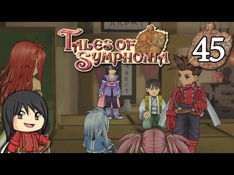 "Tales of Symphonia HD - Part 45: ""Secretive Village"""