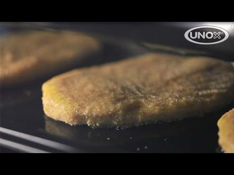 How to cook chicken schnitzel, cordon bleu & breaded aubergine with ChefTop™
