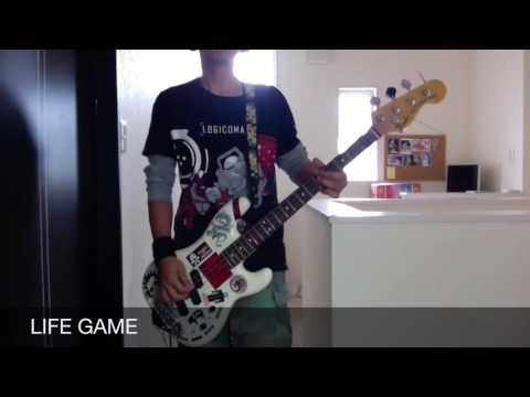 【THE MAD CAPSULE MARKETS】LIFE GAME【Bass cover】