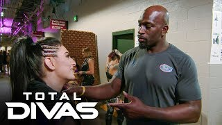Can Sonya Deville help Titus O'Neil and Sheamus find girlfriends?: Total Divas Bonus Clip