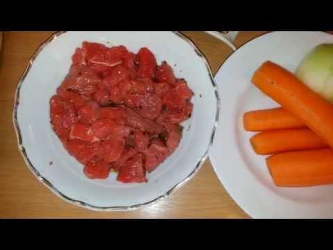 Суп с фрикадельками из говядины - пошаговый рецепт с фото