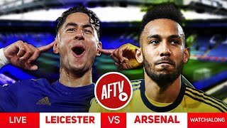 Leicester 2-0 Arsenal - Full Time Show! & LIVE Call In Ft Curtis, Laurie Lyle & Bhav