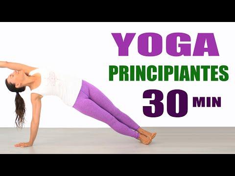 Yoga para adelgazar y tonificar principiantes