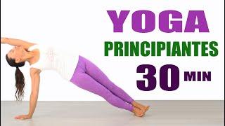 Yoga para PRINCIPIANTES - Abdominales y Cintura | MalovaElena
