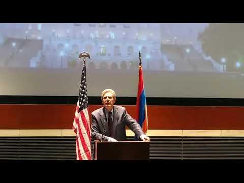 U.S. Capitol Armenian Genocide Observance - 2018