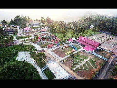 Caping Park Baturaden Purwokerto