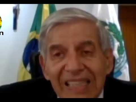 Gen Heleno fala da preocupação do governo com a Amazônia