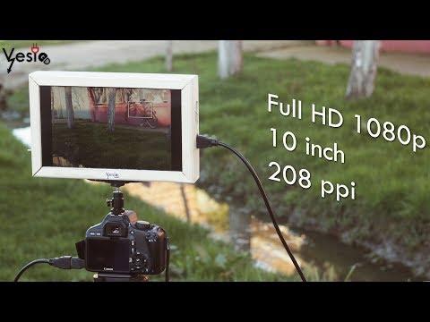 Kako napraviti mini LED monitor 10 inca na baterije