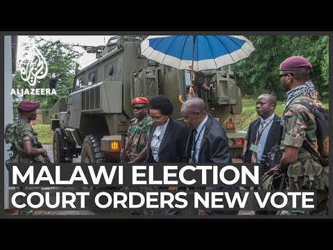 Malawi Top Court Annuls Presidential Election Results