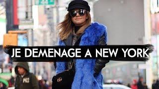 JE DÉMÉNAGE À NEW YORK! shook||Léna Situations
