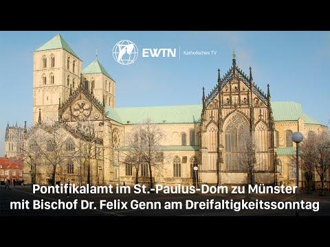 Pontifikalamt im St.-Paulus-Dom